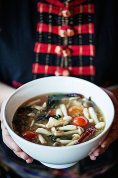 Recipe: Sour Soup from Thip Khao | Washingtonian (DC)