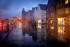 Beautiful #Bergen Norway