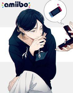 تويتر \ 🍙💜K E I K O🌌🏐 (@Keiko_Chan_) Kenma Kozume, Kuroken, Kageyama, Hinata, Haikyuu Manga, Haikyuu Fanart, Fanarts Anime, Anime Characters, Haikyuu Wallpaper