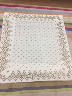 - Diy and Crafts Hand Work Design, Hand Work Blouse, Hand Work Embroidery, Work Bags, Bargello, Diy Home Decor, Cross Stitch, Diy Projects, Diy Crafts