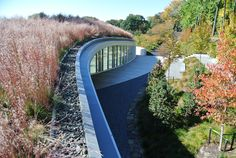 Centro de Visitantes do Jardim Botânico do Brooklyn / WEISS/MANFREDI Architecture/ Landscape/ Urbanism