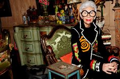 Rookie Editor Tavi Gevinson Talks to Style Icon Iris Apfel - Newsweek