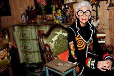 Rookie Editor Tavi Gevinson Talks to Style Icon Iris Apfel - Newsweek