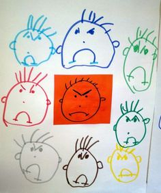 Apprendre à dessiner les émotions