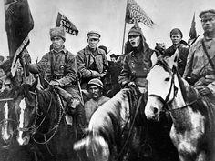 Rok 1920: u boku ułanów :: Uważam Rze Historia