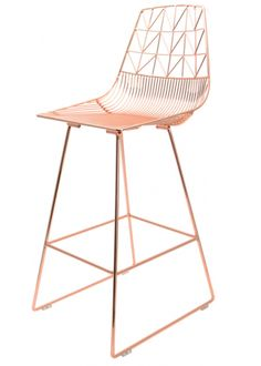 Arrow Wire Stools and Chairs   BSeated Global