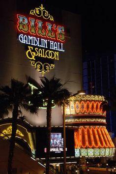Bill's Gambling Hall on the Las Vegas Strip