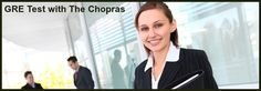 Indian students planning to appear for the GRE Exam in next session can take the GRE Overview from The Chopras, one of India's largest and most successful overseas education consultants.