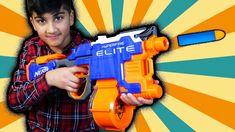 NERF Hyperfire Elite unboxing Play Doh, Nerf, Kids Toys, Eggs, Children, Disney, Youtube, Childhood Toys, Young Children