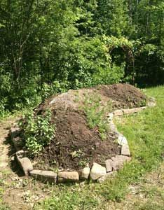 5 Permaculture tips for more sustainable organic gardening. From Mother Earth News