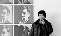 Ai Weiwei, At the Museum of Modern Art (detail), From the New York Photographs series Ai Weiwei Studio. Andy Warhol Museum, Ai Weiwei, Museum Of Modern Art, Moma, Contemporary Artists, Black And White Photography, New York, History, Gallery
