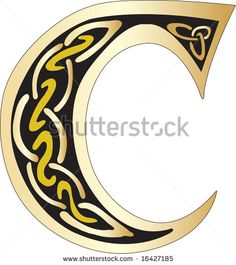 Find Vector Illustration Celtic Alphabet stock images in HD and millions of other royalty-free stock photos, illustrations and vectors in the Shutterstock collection. Thousands of new, high-quality pictures added every day. Welsh Alphabet, Celtic Alphabet, Celtic Symbols, Celtic Art, Celtic Knots, Celtic Patterns, Celtic Designs, Alpha Art, Hand Lettering Quotes