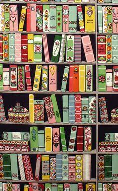 """Somerville Study"" by Alexander Henry Fabrics."