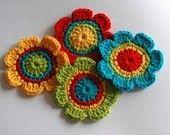 Crochet - Rainbow Shades