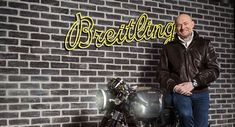 Breitling take new direction