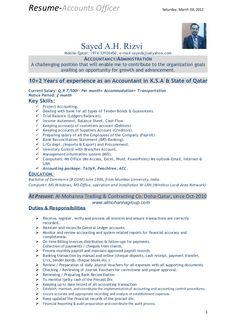 Accounting Officer Sample Resume 10 Nursing Cover Letter Templates  Free Sampleexample Format .