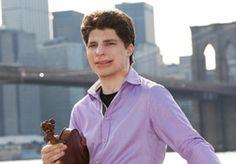 Violinist  Augustin Hadelich returns to Britt after a stunning debut last summer. #brittfestivals #classical