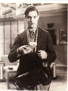Still from Cash. Robert Donat, Beautiful Voice, Best Actor, Hollywood Stars, Actors, Fictional Characters, Fantasy Characters, Actor