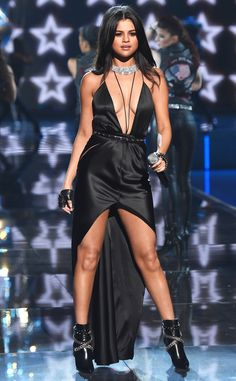 Selena Gomez from 2015 Victoria's Secret Fashion Show | E! Online