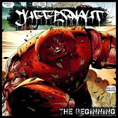 THRASHDEATHGERA: Juggernaut - The Beginning [EP] (2015),Hardcore