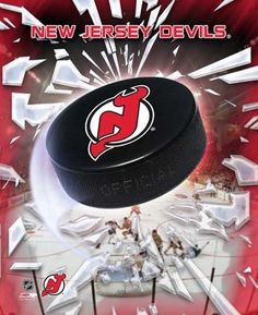 New Jersey Devils Pumpkin
