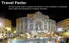 #Travel #fact: This is called an effort for noble cause
