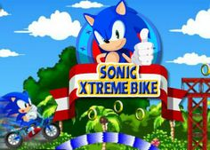 Bike Xtreme Free Online Play Sonic Xtreme Bike game online