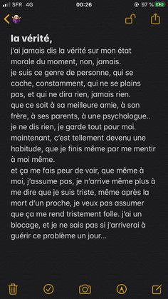 French Words Quotes, Love Quotes, Inspirational Quotes, Deep Texts, Sad Texts, Bad Songs, What Do You Feel, Postive Quotes, Text Quotes