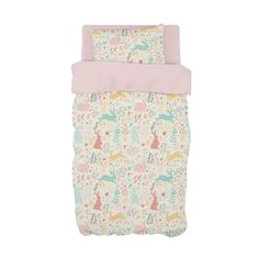We all know a little one obsessed with bunnies, and our Spring Rabbits is perfect for a vibrant soul - wonderful for any bunny theme Girl's Nursery!