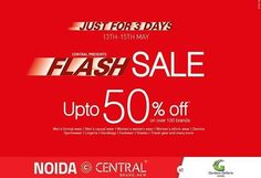 #Greatindiaplace #FlashSale #NoidaCentral