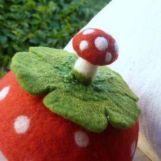 ☆ mushroomed ☆ by Stephania Tomentosa on Etsy