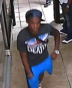 BALTIMORE CITY POLICE   Detectives need your help to identify a non-fatal shooting suspect. The incident happened on June 22nd in the 1600 block of Pennsylvania Ave. Anyone with information on the identity or location of this suspect is asked to contact Metro Crime Stoppers at 1-866-7Lockup. Callers may remain anonymous.