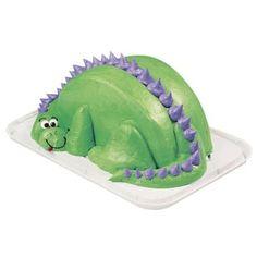 Dinosaur Cake for Dinosaur themed baby shower! @Publix