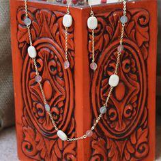 petit pastilles necklace - Ruche  $12.99