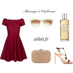 For the italian wedding