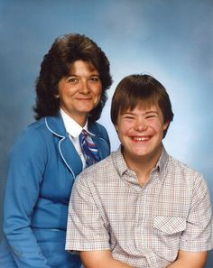 #TBT - Momma and Andy! The seeds for #LearningToDrive were planted in 1975 - #downsyndrome, #downsyndromerocks, #DSAwareness, #downsyndromeawareness, #downsyndromelove #homieswithextrachromies,  #upsyndrome, #indiefilm, #shortfilm, #crowdfunding, #ConnorRobertLong, #ConnorLong, #LearningtoDrive, #LearningtoDriveMovie, #LTDMovie, #RoderickStevens, #REStevens, #RoadMovie, #comedy, #shortfilm, #roadtrip