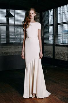 See the complete Katie Ermilio Fall 2014 Ready-to-Wear collection.
