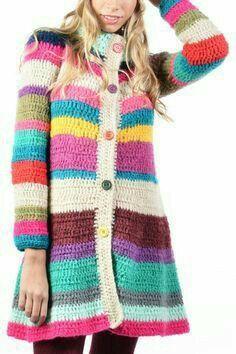 d7f754917a3b 10 najlepších obrázkov z nástenky Crochet sweaters
