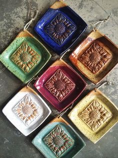 Garlic grater - olive oil dipping dish - gourmet gift - ceramic garlic grating dish - kitchen art - IN STOCK