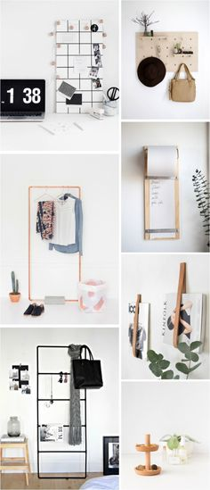 7 DIY's guaranteed to get you more organised at home