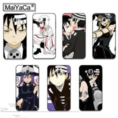 Anime Soul Eater boy Painted cover Colourful Hard Plastic PC Phone Accessories Case For Galaxy  J1 J3 J5 J7 2015 2016 case #Affiliate