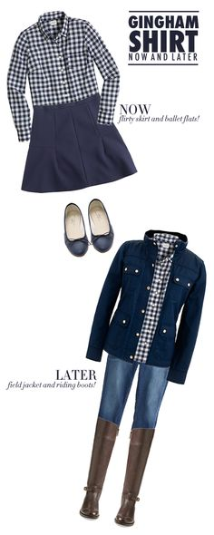 Definitely still in the market for a field jacket and a wear-with-everything black or navy skirt.