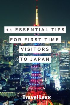 Japan frequently appears on many travellers' bucket lists. It's a country rich in history, tradition and natural beauty. Arriving in Japan for the first time can be a little overwhelming – a different language, culture and a LOT of people. To help anyone planning their trip I've put together some ...