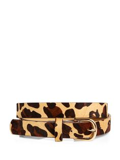 Image for Animal Print Belt from Portmans