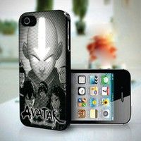 Last Air Bender Avatar Legend of Aang design for iPhone 5 case