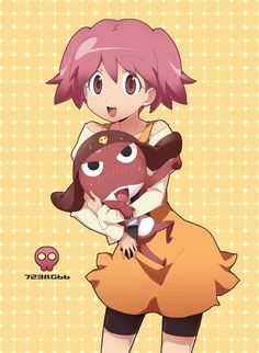 6020f13c0763c Sergeant Frog - Giroro and Natsumi