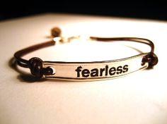 a simple, yet powerful piece of jewelry
