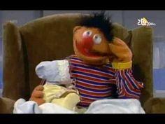 Sesamstraat - De verschillen tussen Ernie en Ernestine