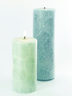 How to make palm wax candles with essential oils