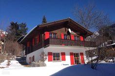 Vakantiehuis Zwitserland, Wallis, Blatten bei Naters Chalet Chalet Schützhütte